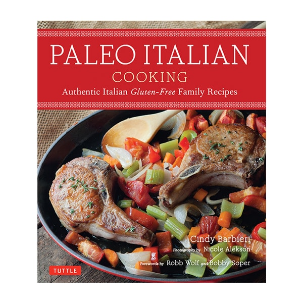 Paleo Italian Cooking Cookbook (CLOSED)
