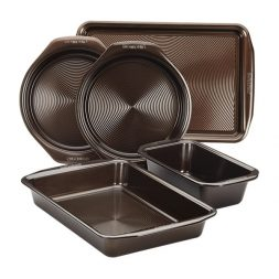 Circulon Nonstick Bakeware, 5-Piece Bakeware Set Giveaway (CLOSED)
