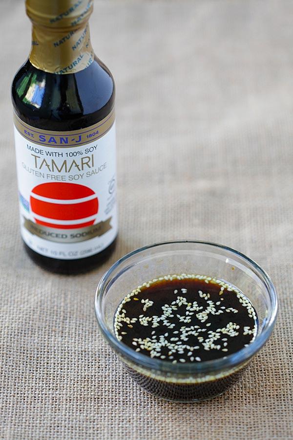 Asian Sesame Sauce 78
