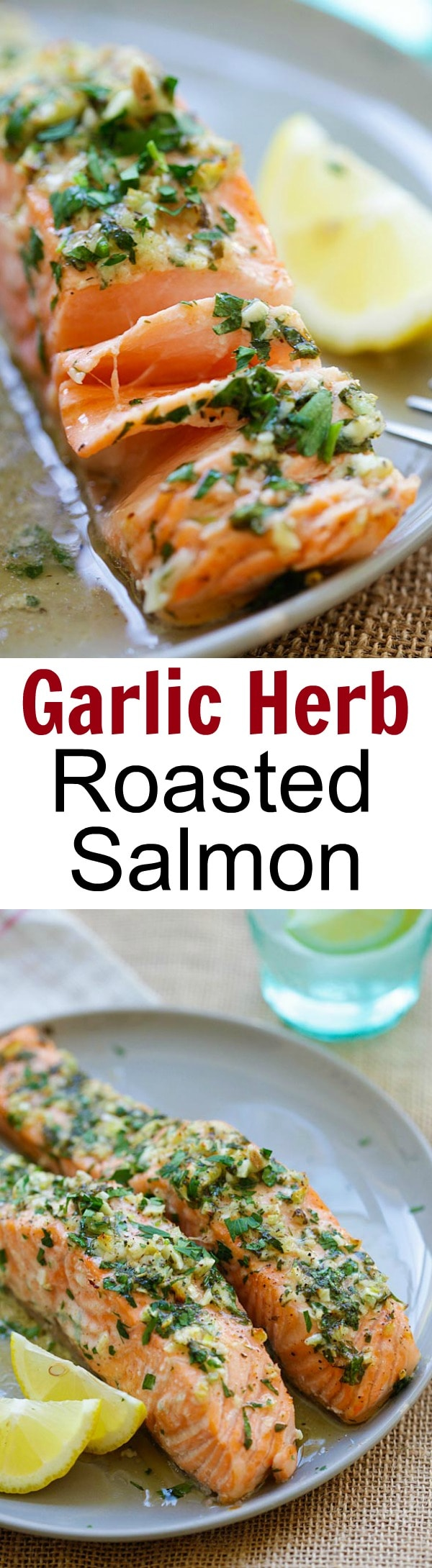 Roasted Salmon – best roasted salmon recipe ever! Made with butter ...