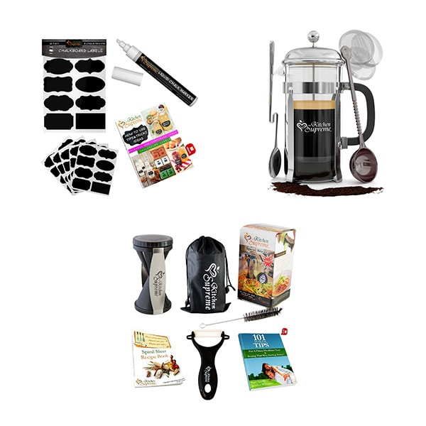 Kitchen Supreme Bundle Giveaway (CLOSED)