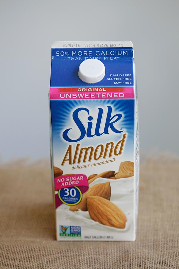 Silk Almond Milk