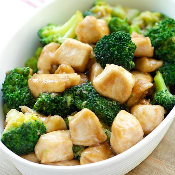 Chinese Chicken And Broccoli Best Homemade Stir Fry Rasa Malaysia