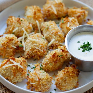 ranch chicken bites