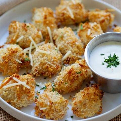 ranch chicken bites