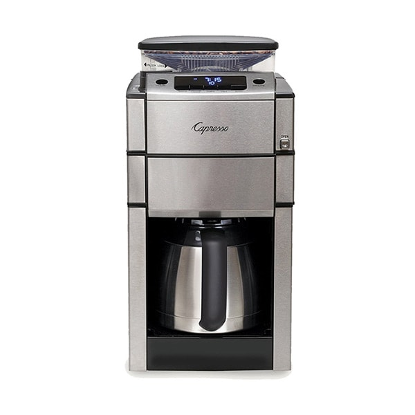 Capresso CoffeeTEAM PRO Plus Giveaway