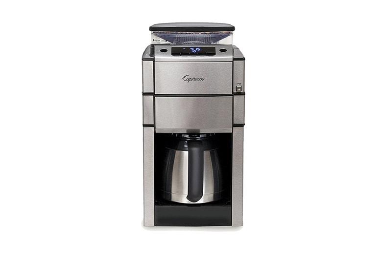 Capresso CoffeeTEAM PRO Plus Giveaway