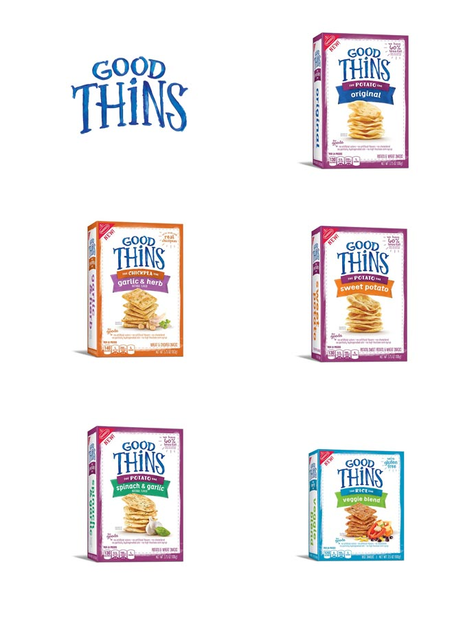GOOD THiNS snacks are so crispy, light, non-greasy, with the perfect balance of flavors. They are also wholesome and made with the best ingredients. | rasamalaysia.com