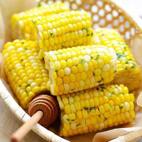 honey butter corn