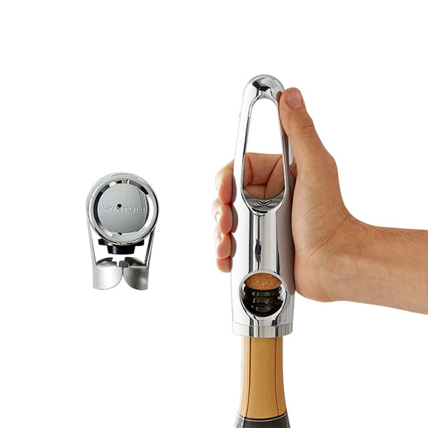 Vinturi Champagne Resealer & Opener Giveaway (CLOSED)