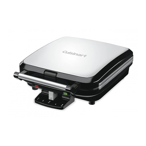 Cuisinart® 4-slice Belgian Waffle Maker Giveaway (CLOSED)