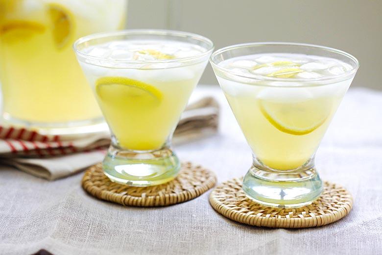 Lemon Drops on the Rocks