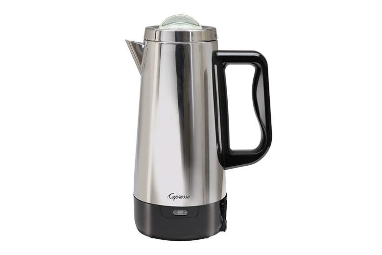 Capresso 12-Cup Perk Giveaway