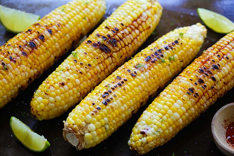 Chili Lime Corn