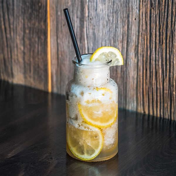Lemon Shandy Slush