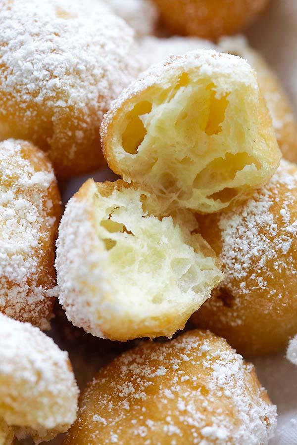 Beignets Recipe Fail Proof Easy Delicious Recipes