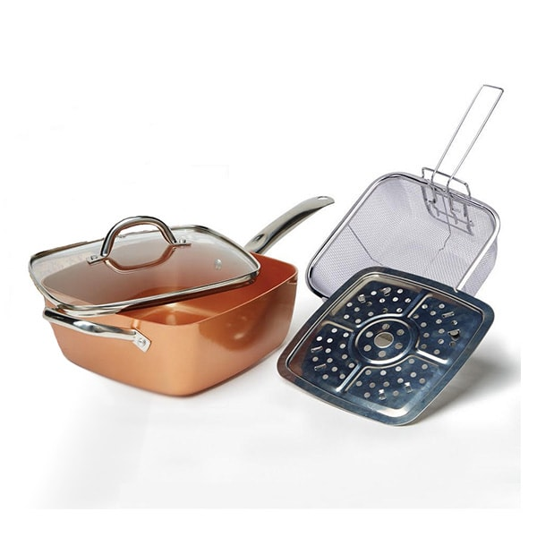 California Home Goods 4 piece Multi-functional Sauce Pan Giveaway