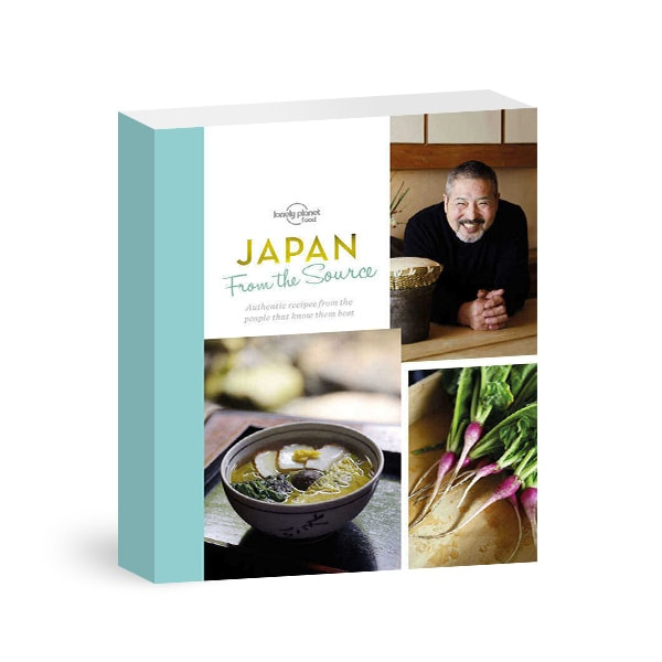 Lonely Planet From the Source: Japan Cookbook Giveaway