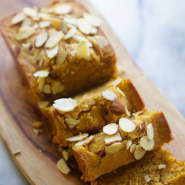 Pumpkin Pound Cake