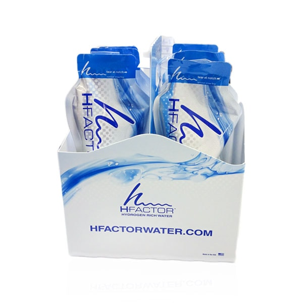 HFACTOR™ 6-pack Hydrogen-enriched Water Giveaway