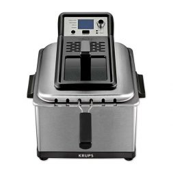 Krups® Professional 4.5 Liter Deep Fryer Giveaway (CLOSED)