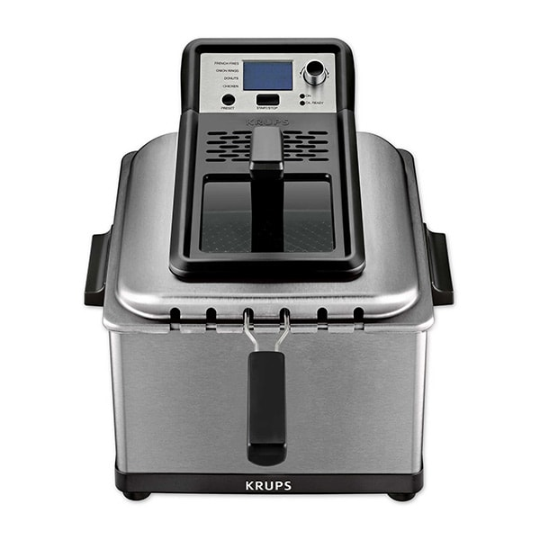 Krups® Professional 4.5 Liter Deep Fryer Giveaway (CLOSED)