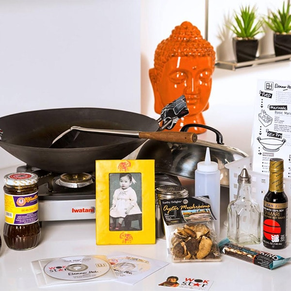 Wok Star Starter Kit System Giveaway