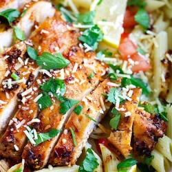 blackened chicken pasta
