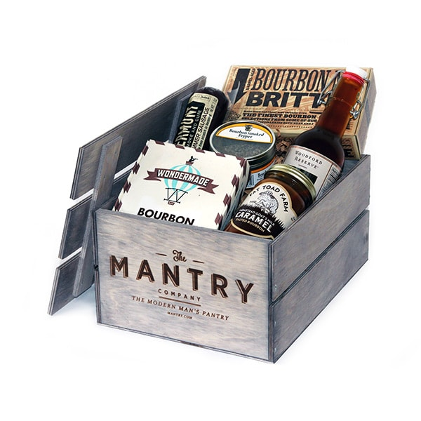 Mantry (The Modern Man's Pantry) Crate Giveaway