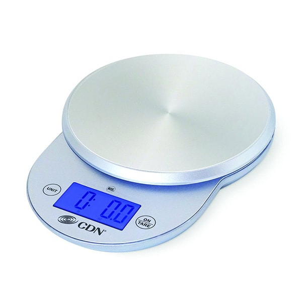 CDN ProAccurate Digital Kitchen Scale Giveaway