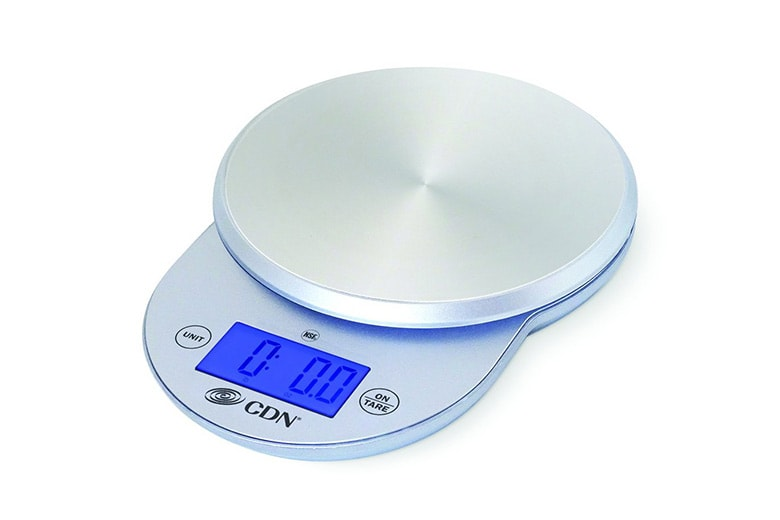 CDN ProAccurate Digital Kitchen Scale Giveaway