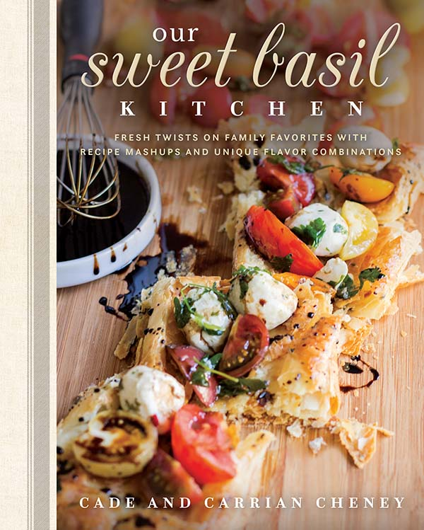 Oh Sweet Basil cookbook.