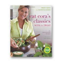 Cat Cora's Classics with a Twist Cookbook Giveaway (CLOSED)