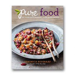 Pure Organic Pure Food Cookbook Giveaway (CLOSED)
