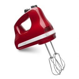 KitchenAid® 5-Speed Ultra Power Hand Mixer Giveaway (CLOSED)