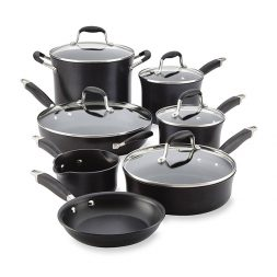 Anolon® Advanced Onyx 12-Piece Nonstick Cookware Set Giveaway (CLOSED)
