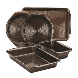 Circulon® Chocolate Bakeware 5 Piece Set Giveaway (CLOSED)