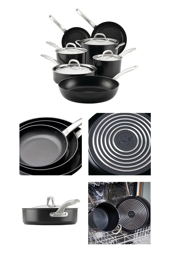 Circulon® Ultimum Cookware 11 Piece Set Giveaway