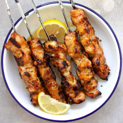 Filipino Chicken Skewers