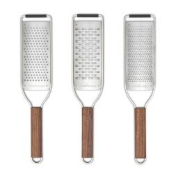 Microplane® Set of three Master Series Graters Giveaway (CLOSED)