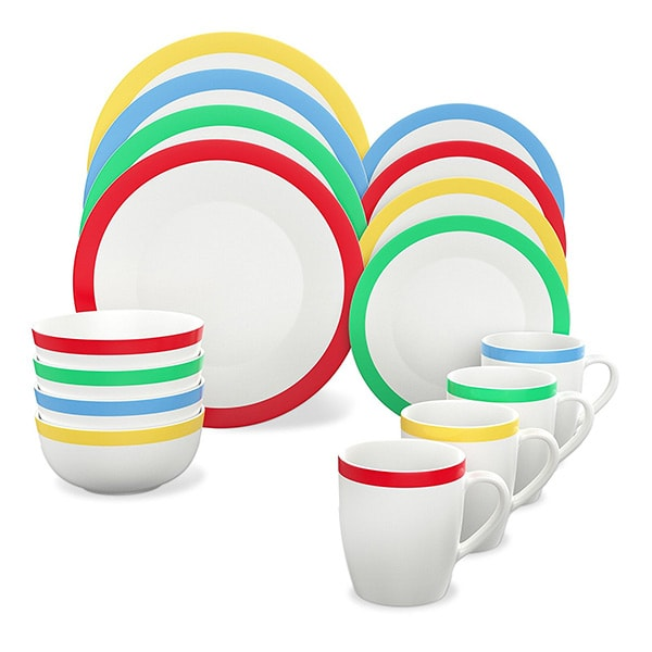 Vremi® Feasting Time Dinnerware Set Giveaway | Easy Delicious Recipes
