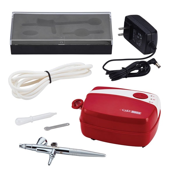 Artlogic Cake Decorating Airbrush Kit : Cake Boss? Decorating Tools Airbrushing Kit Giveaway ...