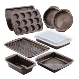 Circulon Chocolate Bakeware 10-Piece Set Giveaway (CLOSED)