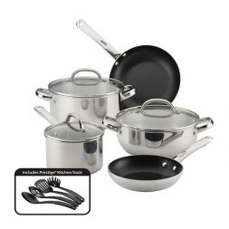 Farberware® Buena Cocina Stainless Steel 12-Piece Set Giveaway (CLOSED)