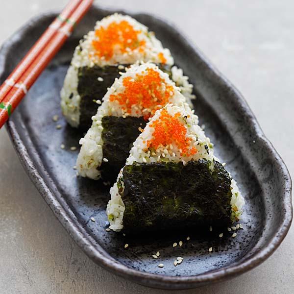 Onigiri Recipe (Japanese Rice Balls)