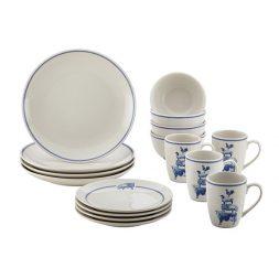 Paula Deen Country Barnyard Dinnerware 16-Piece Set Giveaway