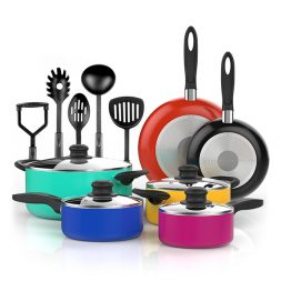 Vremi® Saucy Pots Cookware Set Giveaway (CLOSED)