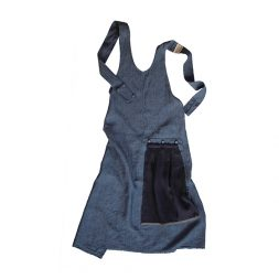 Thread & Whisk Indigo Grace Apron with Midnight Flounce Giveaway