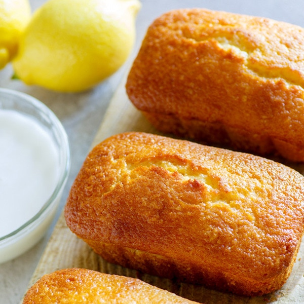 Lemon Pound Cake - buttery, sweet and lemony pound cake with sugary glaze. This lemon pound cake recipe is so good you'll want it every day | rasamalaysia.com