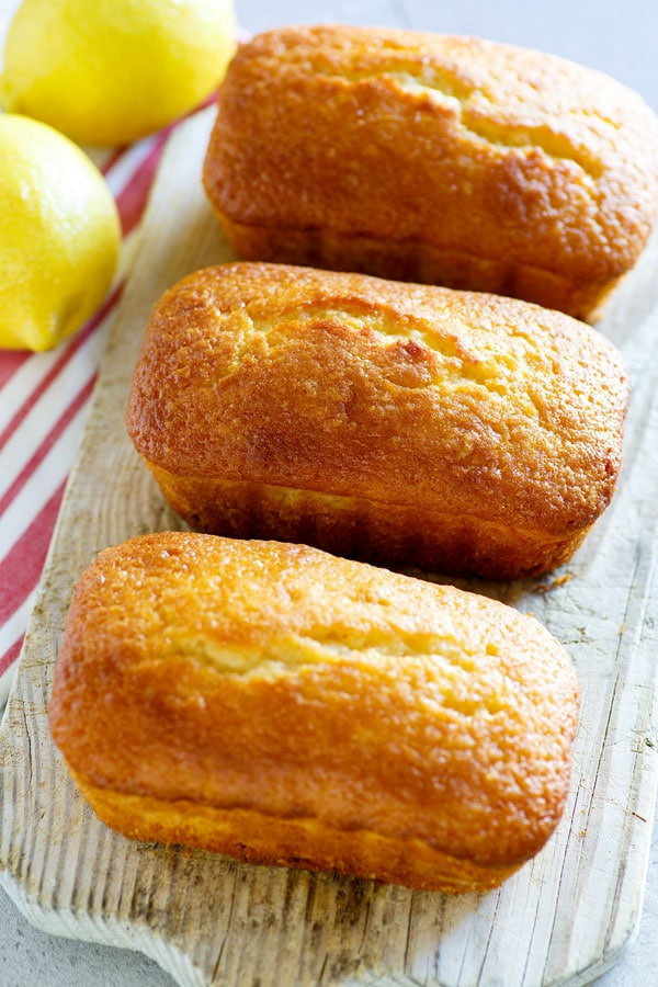 Pound Cake Recipes For Loaf Pans